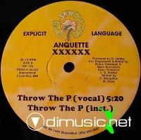 Anquette - Throw The P - 12