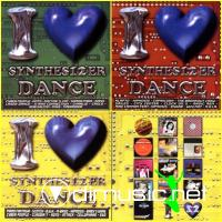Various - I Love Synthes12er Dance Vol.1 - Vol.3 (3 CD)