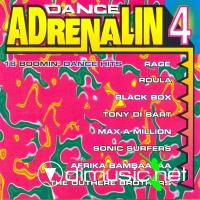 VA - Dance Adrenalin 4(1995)