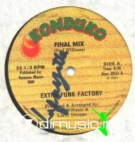 Noel Williams & The Extra Funk Factory - Final Mix - 12