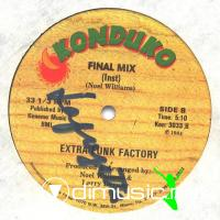 """Noel Williams & The Extra Funk Factory - Final Mix - 12"""" - 1984"""