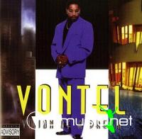 Vontel - Visions Of A Dream LP - 1998