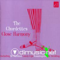 The Chordettes - Close Harmony LP - 1957