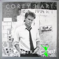 Corey Hart - First Offense LP - 1983