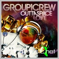 Group 1 Crew - Outta Space Love (Deluxe Version) [iTunes] (2010)