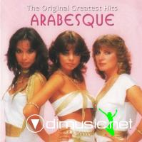 Arabesque - The Original Greatest Hits CD - 2008