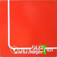 Faxe - Time For Changes - Single 12'' -1983