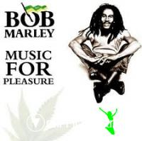 Bob Marley - Music For Pleasure CD - 2010