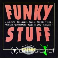 VA - Funky Stuff: The Best Of Funk CD - 1993