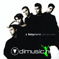 Boyzone - Said and Done [iTunes] (2004)