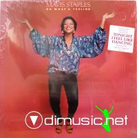 Mavis Staples - Oh What A Feeling (Vinyl, LP, Album) 1979