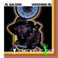 Al Wilson - Weighing LP - 1973