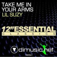 Lil Suzy - Take Me In Your Arms - CDM - 1992