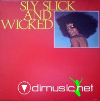 Sly, Slickd And Wicked - Sly, Slicked And Wicked LP - 1977
