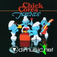 Chick Corea - Friends LP - 1978