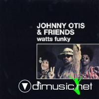 Johnny Otis & Friends - Watts Funky CD - 2001