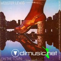 Webster Lewis - On The Town LP - 1976