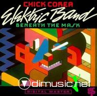 Chick Corea - Beneath The Mask CD - 1991