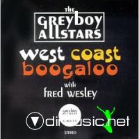 The Greyboy Allstars & Fred Wesley - West Coast Boogaloo CD - 1994
