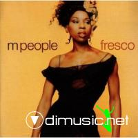 M People - Fresco CD - 1997