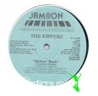 """The Empyre - Strickin' Back - 12"""" - 1985"""