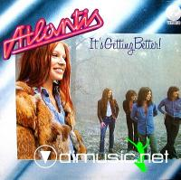 Atlantis - It's Getting Better LP - 1973