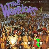 VA - The Warriors OST LP - 1979