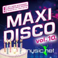 Various – Maxi Disco Vol. 10.(2011)