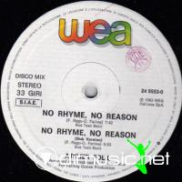 Atelier Folie - No Rhyme No Reason (Vinyl, 12'') 1983
