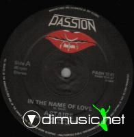 Astaire - In The Name Of Love (Vinyl, 12'') 1985