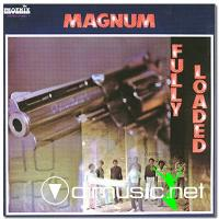 Magnum - Fully Loaded LP - 1974