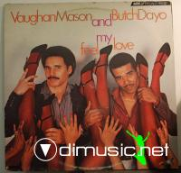 Vaughan Mason & Butch Dayo - Feel My Love EP - 1983