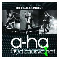 A-Ha - Ending On A High Note - The Final Concert CD - 2010