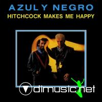 Azul Y Negro - Hitchcock Makes Me Happy (Vinyl, 12'') 1984