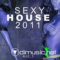 VA - Sexy House 2011 CD