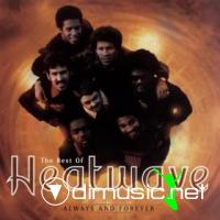 Heatwave - The Best Of: Always And Forever CD - 1996
