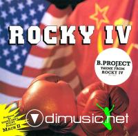 B. Project – Theme From Rocky IV (Vinyl, 12'') 1986