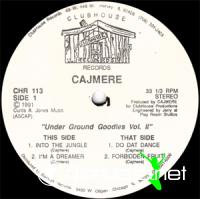Cajmere - Underground Goodies Vol 1 EP - 1991
