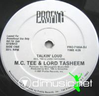 MC Tee & Lord Tasheem - Talkin' Loud - 12