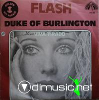 Duke Of Burlington – Flash - Single 7'' - 1970