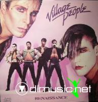 Village People - Renaissance LP - 1981