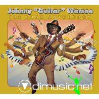 Johnny 'Guitar' Watson - The Funk Anthology CD - 2005