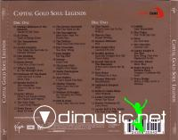 VA - Capital Soul Legends CD - 2003