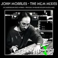 John morales - the m&m mixes (cd)