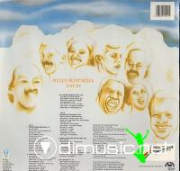 Billy Mitchell - Faces LP - 1987