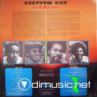 The 13th Floor - Steppin' Out LP - 1977