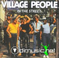 Village People - In The Street LP - 1983