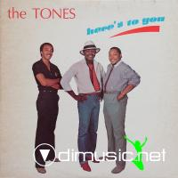 The Tones - Here's To You LP - 1983