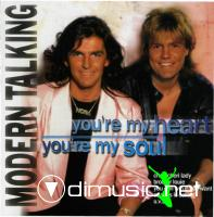 Modern Talking - You`re My Heart, You`re My Soul [1999]