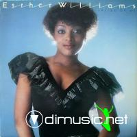 Esther Williams - Inside Of Me LP - 1981